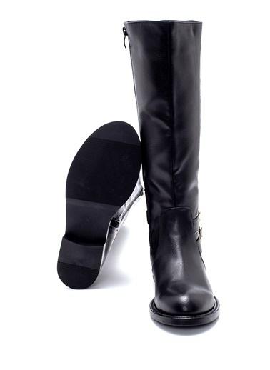Derimod Kadın Çizme (007-118) Casual Siyah